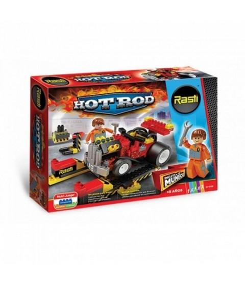 Blocos de Montar Hot Rod - 185 Peças
