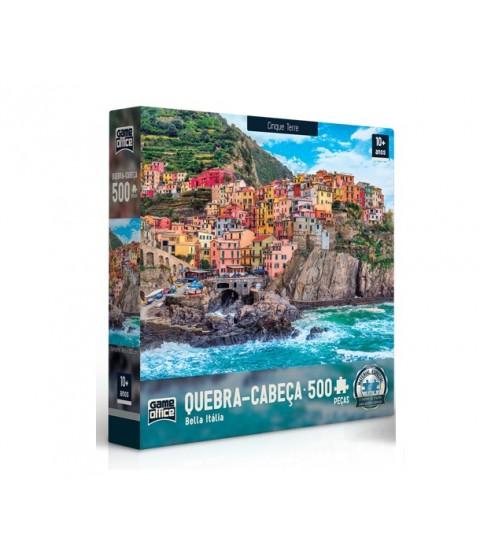 QC Bella Itália - Cinque Terre - 500 Peças