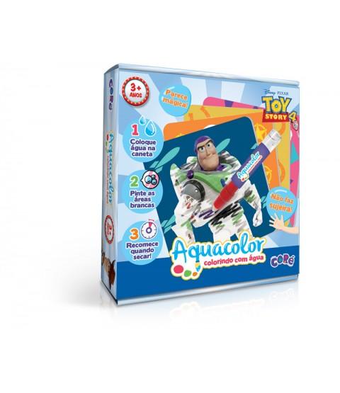 Toy Story 4 – Aquacolor colorindo com água