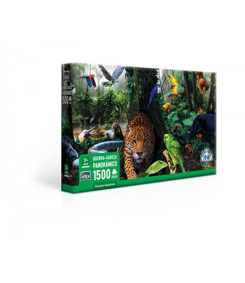 QC Floresta Amazônica - 1.500 Peças