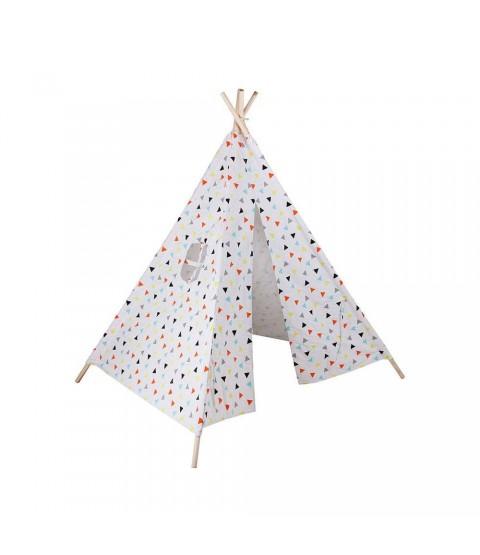 Cabana Infantil Triangular Color