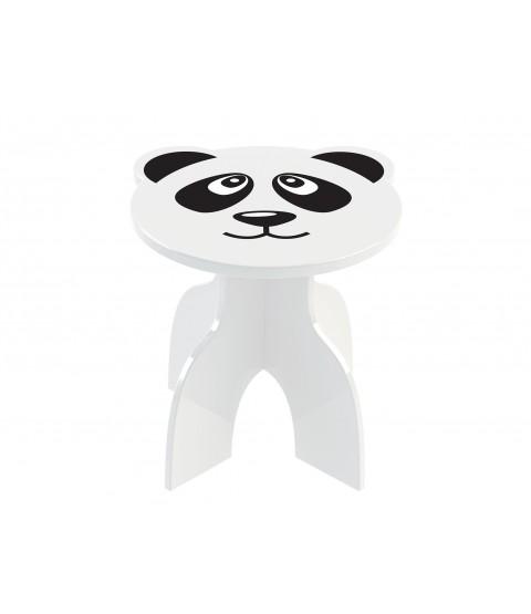 Banquinho Animalkids - Panda