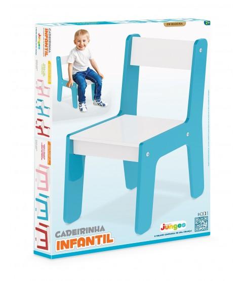 Cadeirinha Infantil - Azul