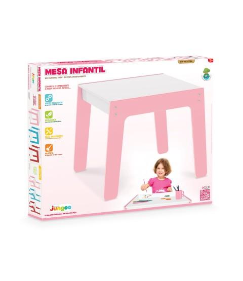 Mesa Infantil - Rosa
