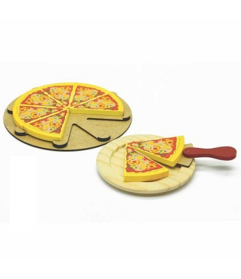 Coleção Comidinha - Pizza