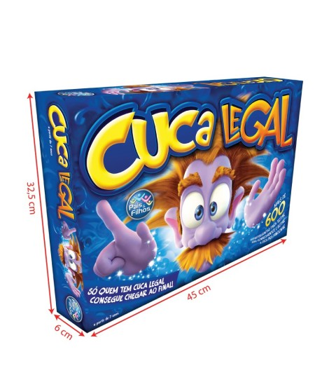 Jogo Cuca Legal