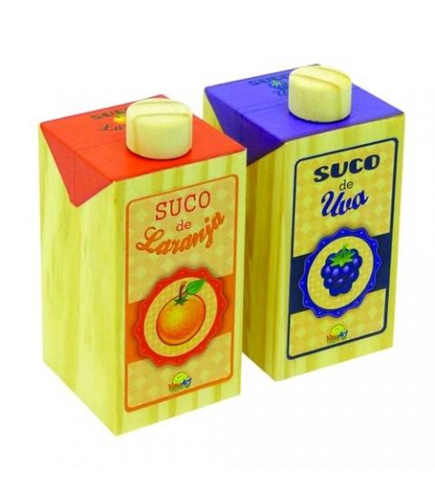 Coleção Comidinha - Sucos