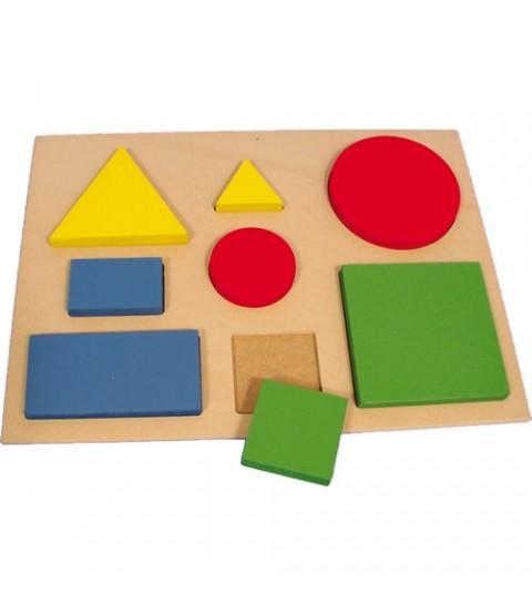 Figuras Geométricas de Encaixe
