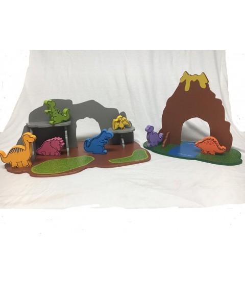 Ilha dos Dinossauros - Pipoquinha