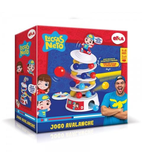 Jogo Avalanche - Luccas Neto