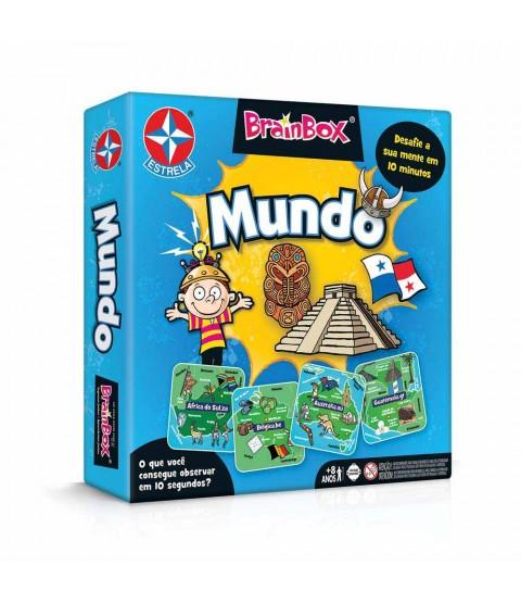 Jogo Brainbox Mundo