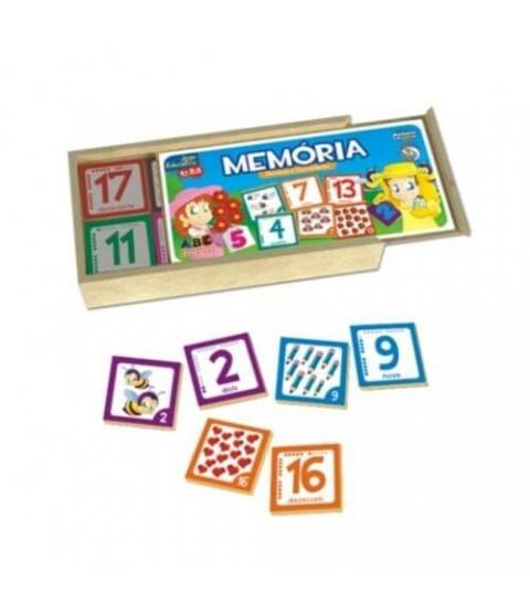 Memória Números e Quantidades