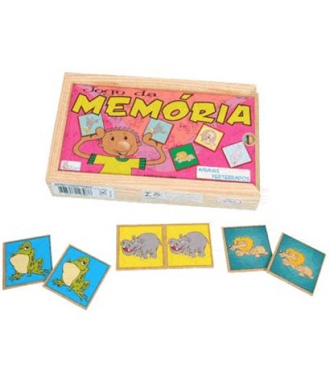 Memória Animais Vertebrados