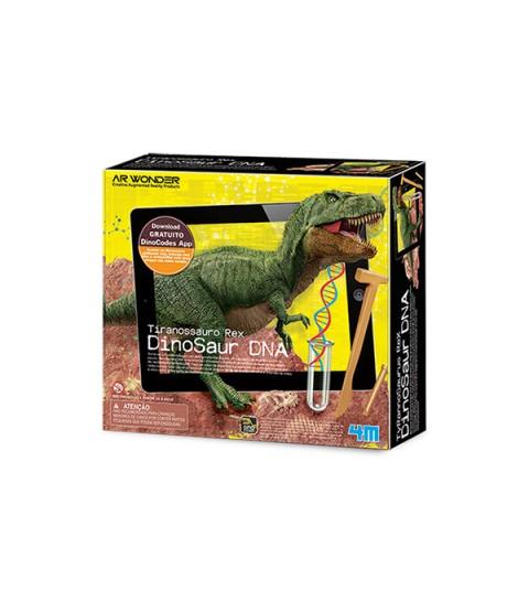 Kit de Escavação Tiranossauro Rex Dino DNA