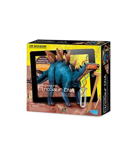 Kit de Escavação Estegossauro Dino DNA