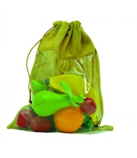 Coleção Comidinha - Kit Frutinhas sem Corte