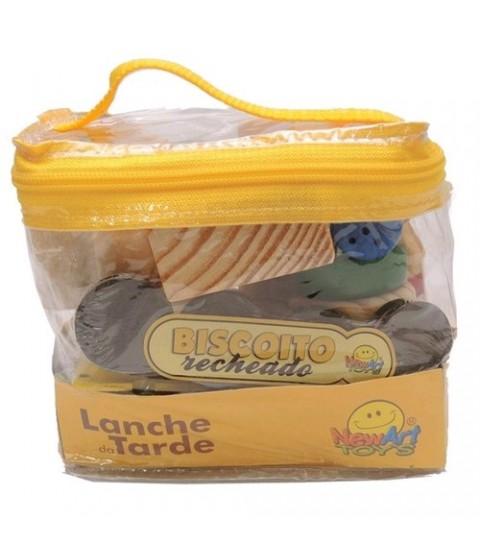 Coleção Comidinha - Kit Lanche da Tarde