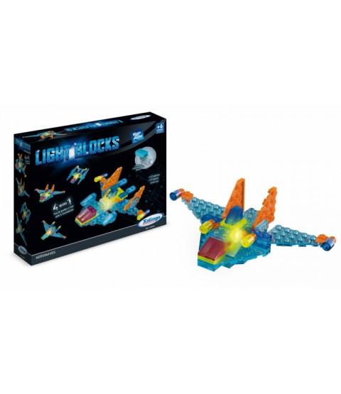 Light Blocks Aeronaves 4 em 1