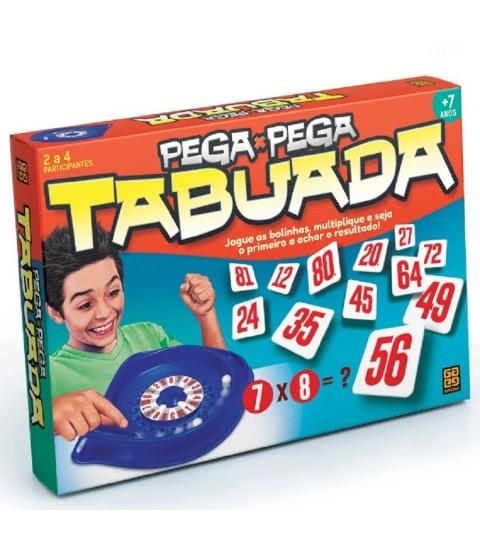 Pega-Pega Tabuada