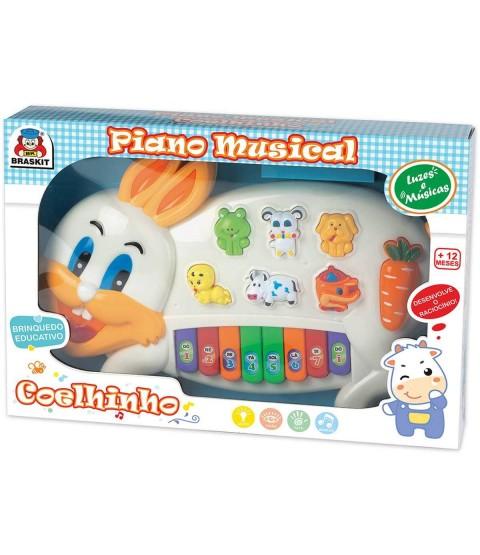 Piano Musical Coelhinho