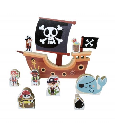 Navio Pirata - Madeira