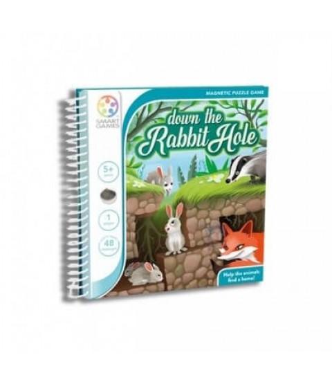 Down the Rabbit Hole - Jogo Educativo Toca do Coelho  - 48 desafios