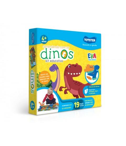 Aprendendo com os Dinos