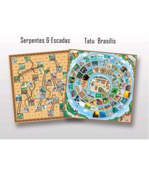 Tatu Brasilis / Serpentes e Escadas