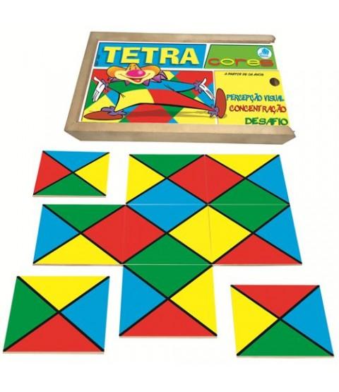 Desafio Tetracores