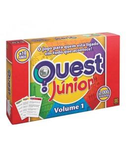 Jogo Quest Júnior Vol. 1