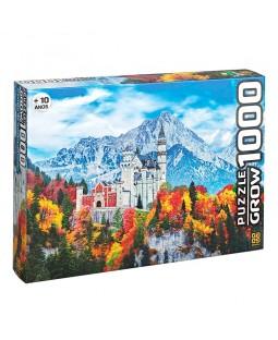 Puzzle Castelo de Neuschwanstein 1000 peças
