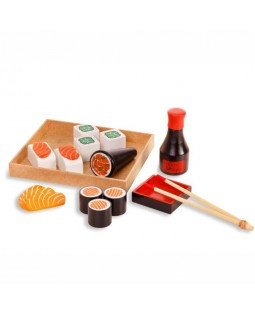 Coleção Comidinha - Kit Sushi