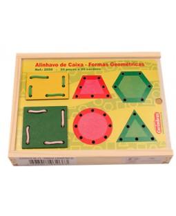 Alinhavos Formas Geométricas