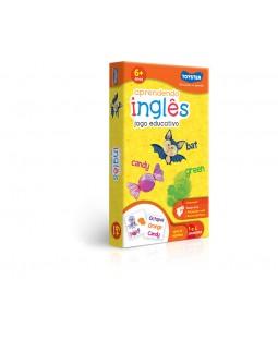 Jogo da Memória - Aprendendo Inglês - 12 pares