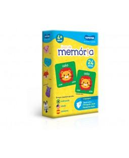 Jogo de Memória – Português, Inglês e Espanhol