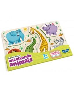Encaixando Animais da Savana
