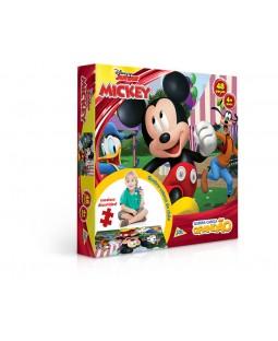 QC Grandão Mickey - 48 peças