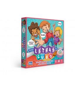 Jogo Letras ao Cubo