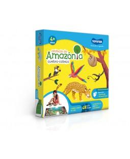 QC Grandão - Animais da Amazônia - 48 peças