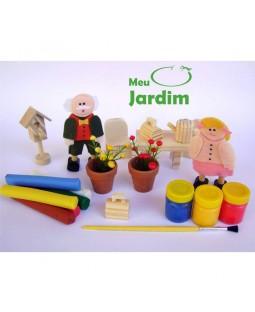 Coleção Tudo Meu - Meu Jardim