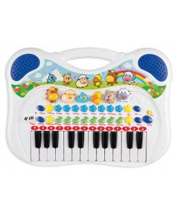 Piano Musical Animal (Azul)