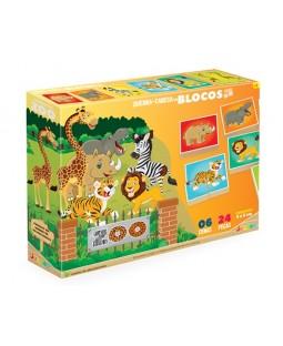 QC em blocos - Zoo