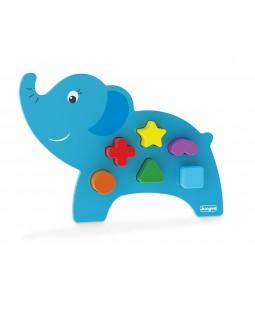Animais Didáticos - Elefante