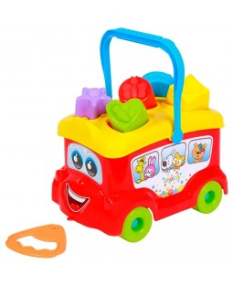 Baby Bus c/cubos - Maral