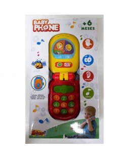 Baby Phone - Zoop Toys