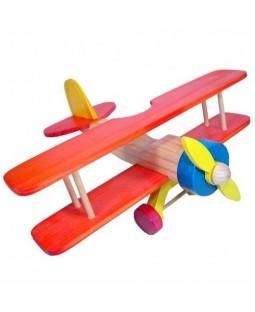 Avião Bi-Plano - Bohney