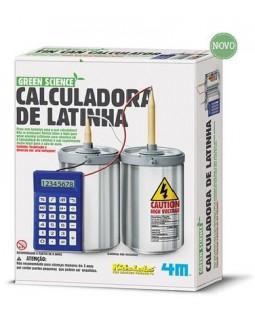 Calculadora de Latinha