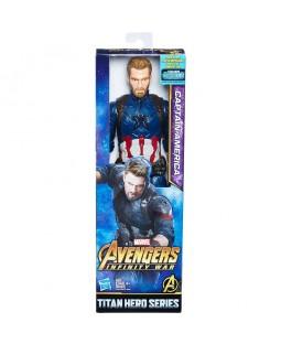Boneco Capitão América - Vingadores
