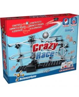 Corrida Maluca Crazy Race - Science4you