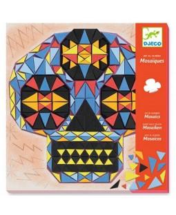Colagem com mosaico - John Doe - Djeco
